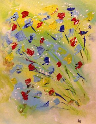 Bouquet de printemps - N° 258