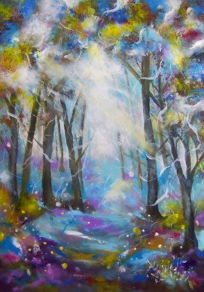 La forêt enchantée - N°524