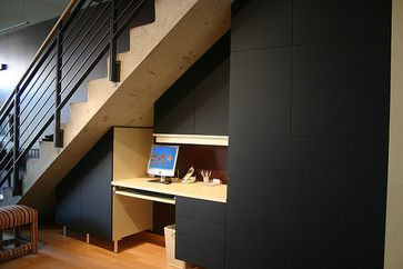 Comment décorer votre espace sous l'escalier ?