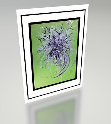 Bouquet scintillant - 78