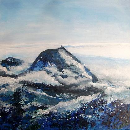 Les montagnes bleues- N° 268
