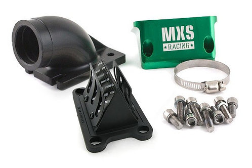 Kit de admisión MXS Racing Big-Valve / Stage6 Viton MBK Booster / Stunt valve bo