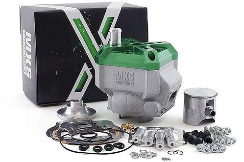 Paquete de cilindros del cigüeñal MXS GP 2 90cc carrera 46mm Derbi Euro2 (EBE)
