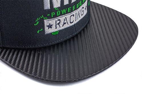 Gorra MXS Racing Carbon Snapback