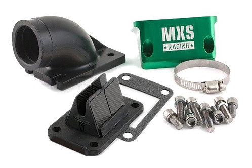 Big-Valve MXS Racing HighFlow system MBK Booster / Stunt kit de admisión