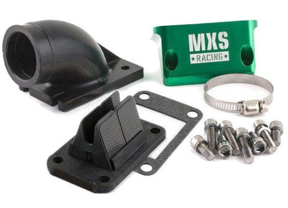 Big-Valve MXS Racing HighFlow system MBK Booster / Stunt kit de admisión