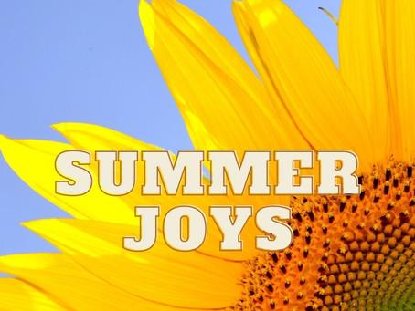 Summertime Joys