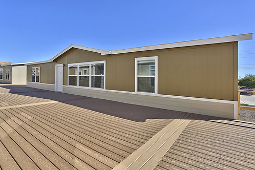 Champion Willow- sqft 1,600- beds 3 - baths 2 - area 27x60- sections 2