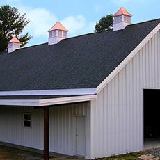 Custom Building Framing