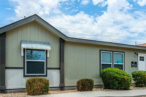 Schult Value CXP2856B- sqft 1,494 - beds 3 - baths 2 - area 27x56 - sections 2