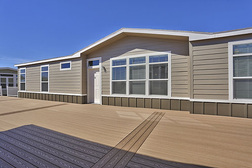 Champion Cypress- sqft 2,285 - beds 3 - baths 2 - area 30x76 - sections 2