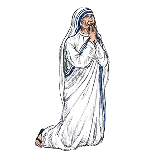 St. Teresa of Calcutta (Mother Teresa)