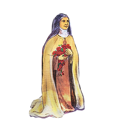 St. Therese of Lisieux (Little Flower)