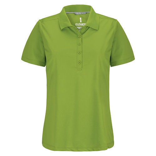 Elevate Ladies' Dade Short Sleeve Polo Shirt