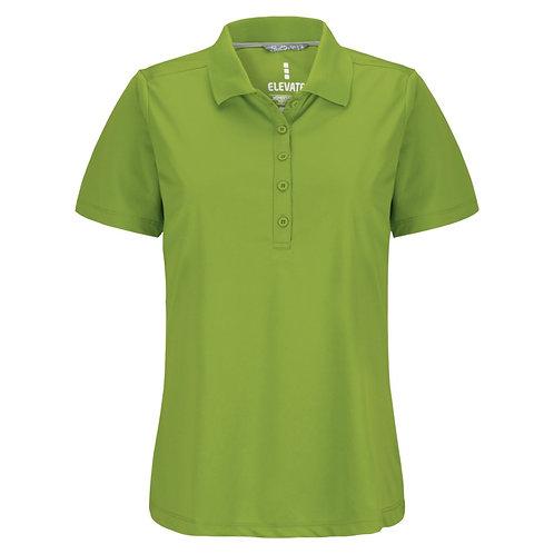 Elevate Ladies' Dade Short Sleeve Polo Shirt