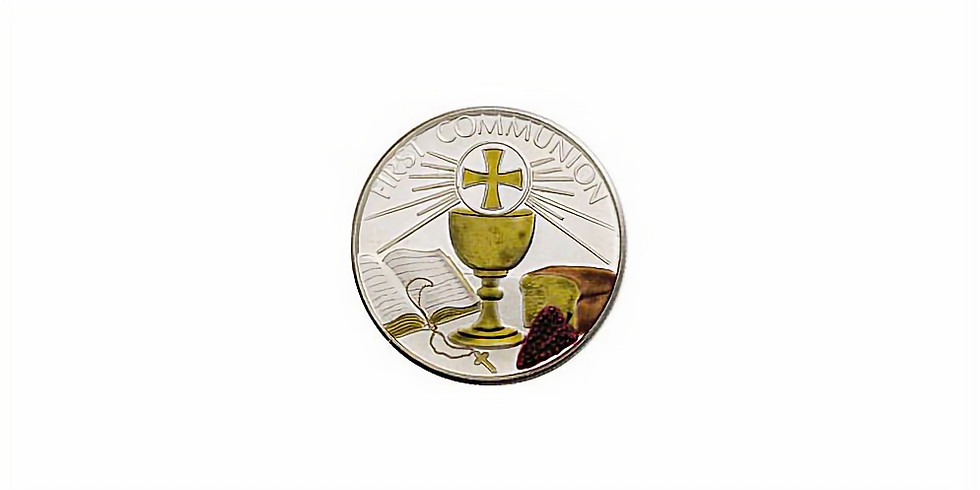 Reconciliation & First Communion