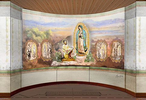 Our Lady of Guadalupe Major Shrine
