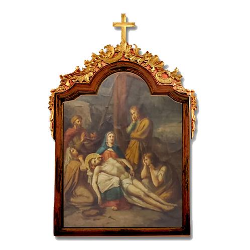 Station 13: Jesus is Taken Down from the Cross