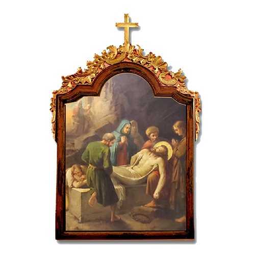 Station 12: Jesus Dies on the Cross