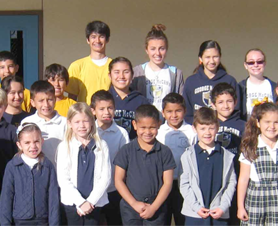 Catholic School of Visalia