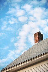 Chimney and Sky