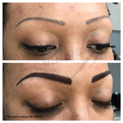 Color and Shape Correction