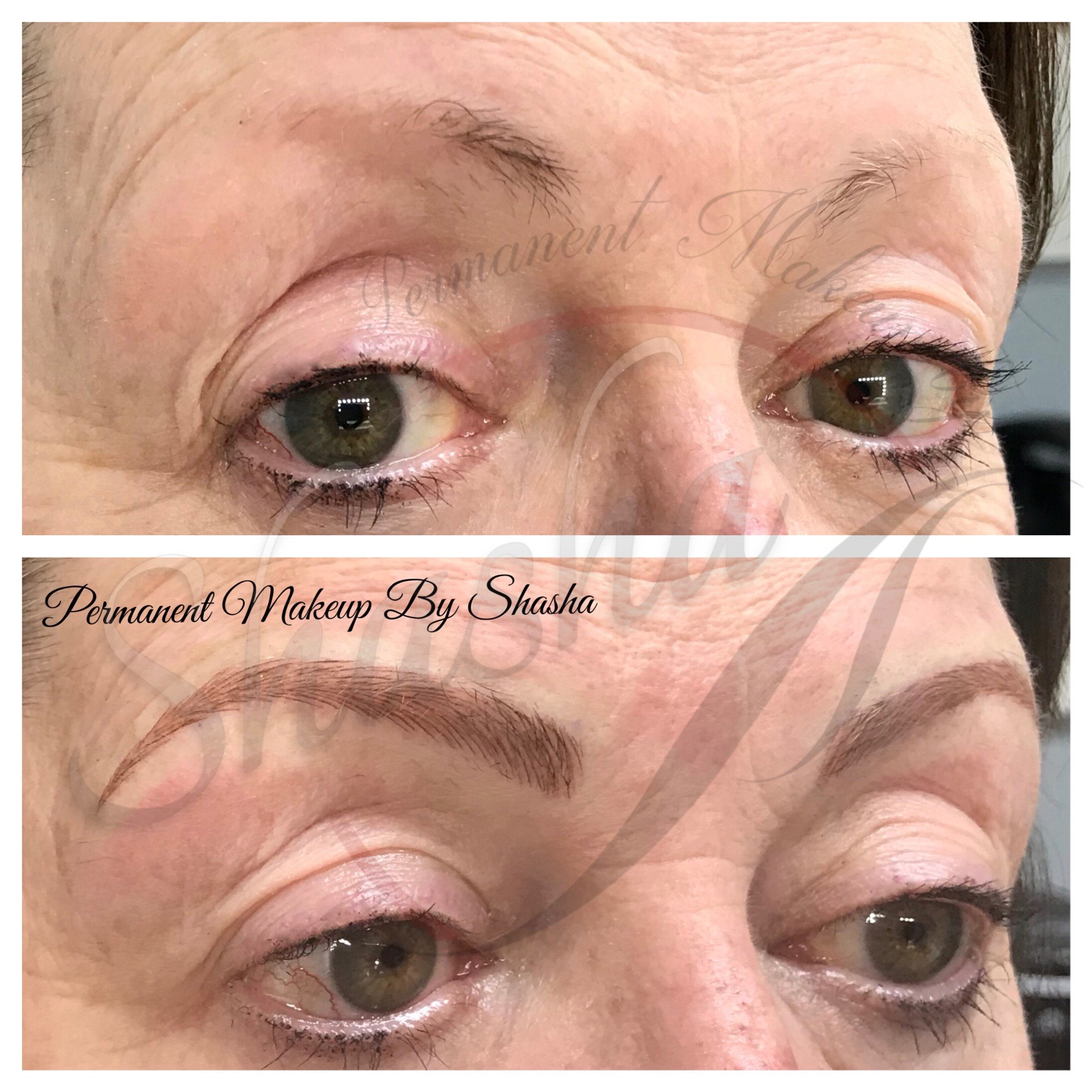 Microblading Brows.