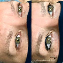 Colored Smokey Eyeliner