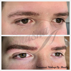 Male Microblading Brows