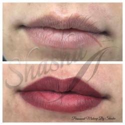 Ombre Full Lip Color