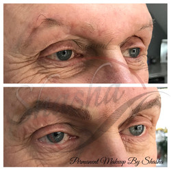 Microblading Combo Male Brows
