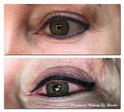Eyeliner Correction