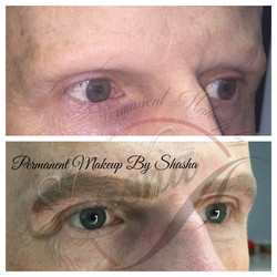 Microblading Male Brows