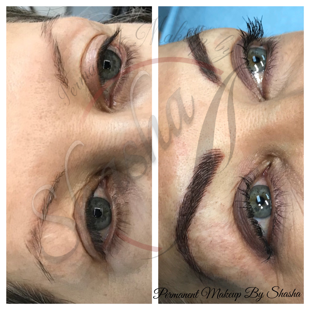 Microblading Combo Brows