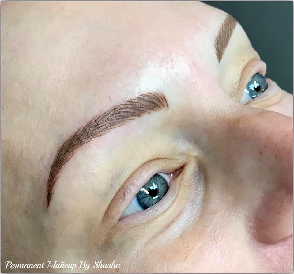 Micro Shading brows