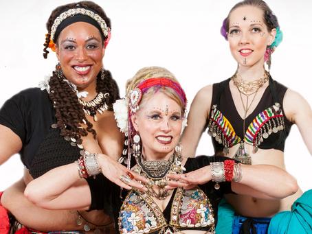 RDF Artist Spotlight: Ajna Tribal Belly Dance & Luisa Innisfree