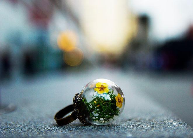 Green Moss Yellow Flower ring.jpg