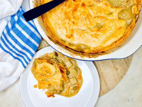 So Delicious Chicken Pot Pie- Fall 2020 Bonus Recipe