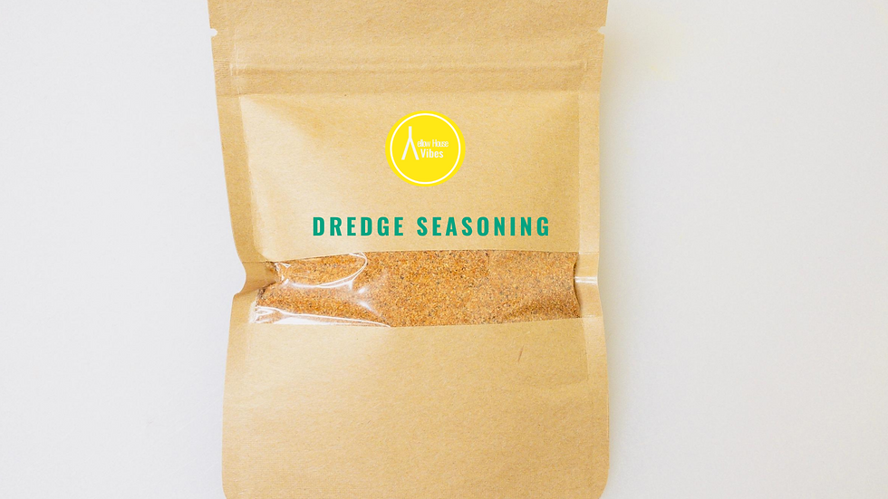 Dredge Seasoning