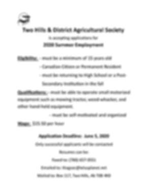 2020 Summer Student Ad.jpg