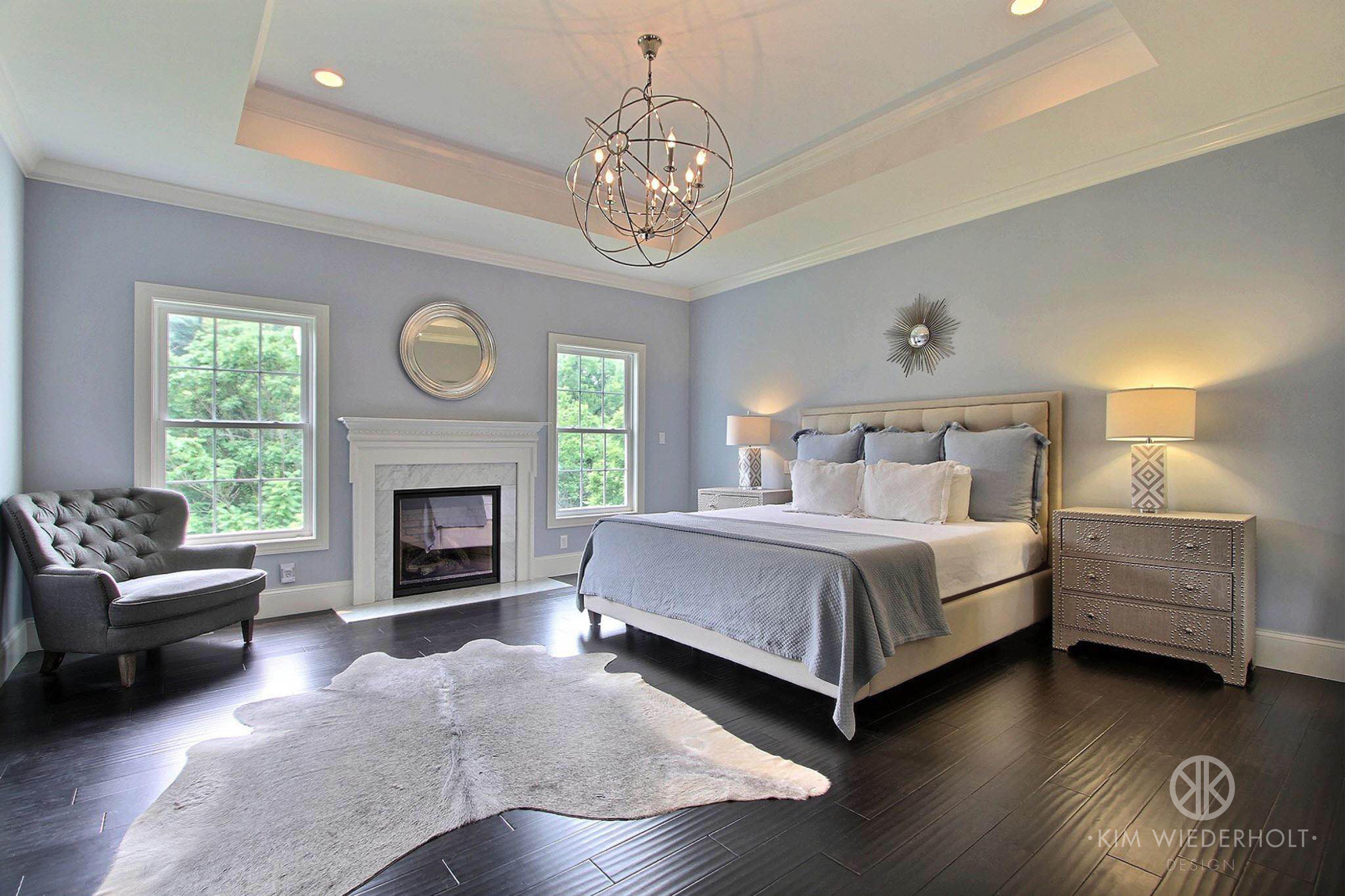 St. Louis Master Bedroom