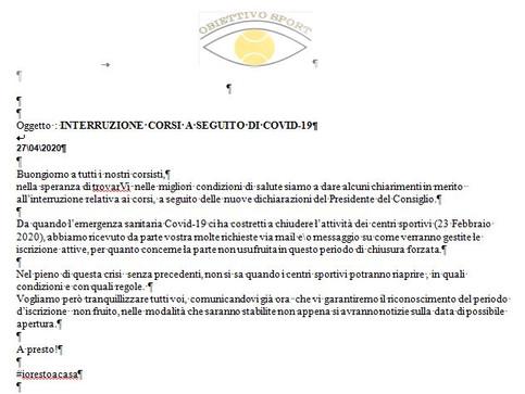 CORSI / COVID-19