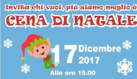 -CENA DI NATALE 2017/2018-