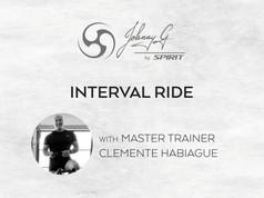 Interval Ride – Clemente Habiague