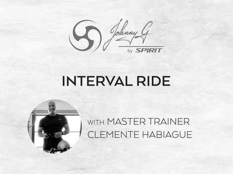 Interval Ride – Clemente Habiague
