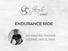 Endurance Ride – Yvonne Van Shaik