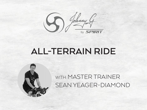 All-Terrain Ride – Sean Yeager-Diamond