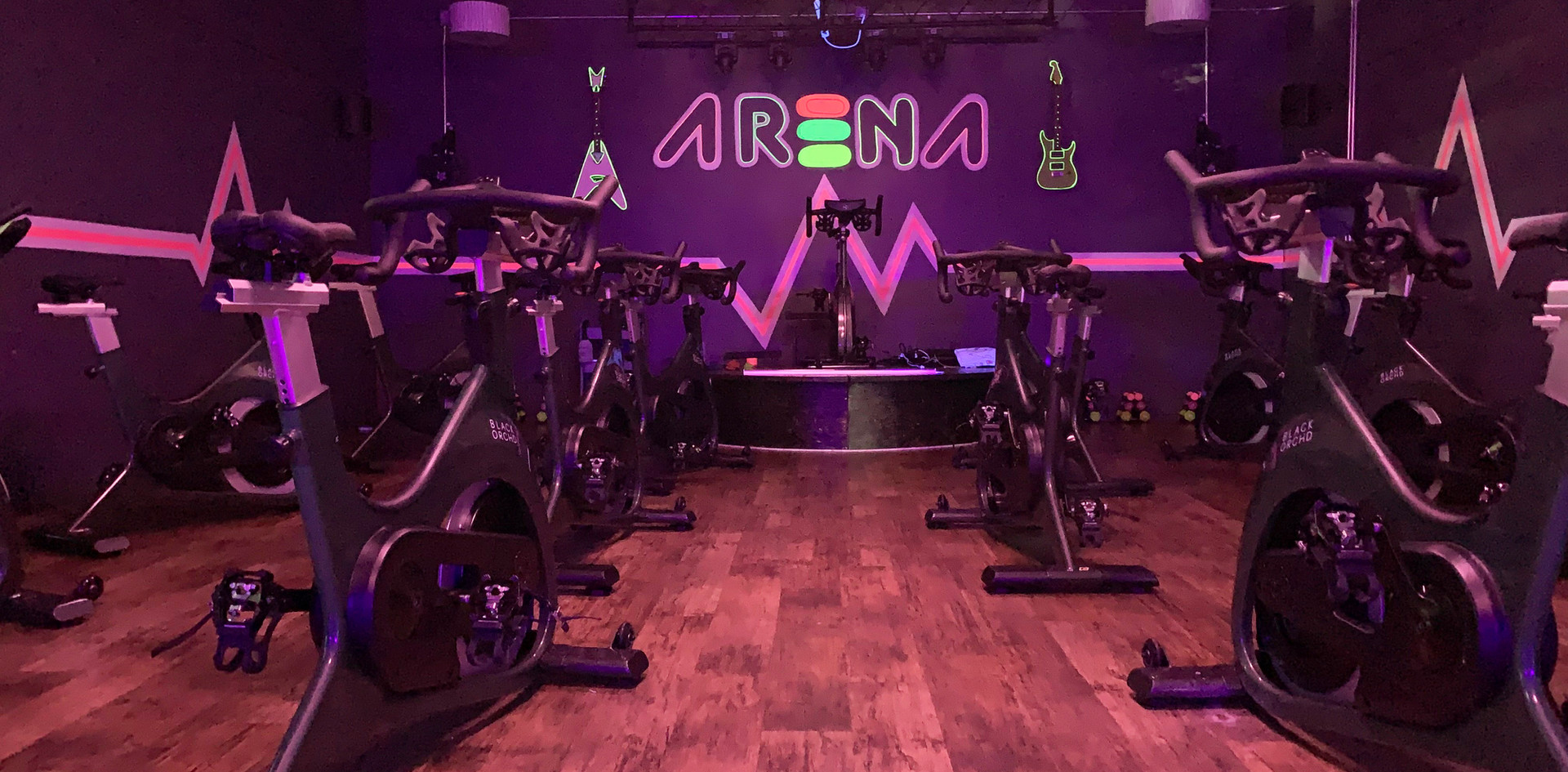 Black Orchid Yoga + Cycle