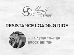 Resistance Loading Ride – Brook Benten
