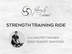 Strength Training Ride – Sean Yeager Diamond